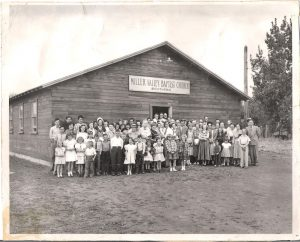 Our History | Miller Valley Baptist Church